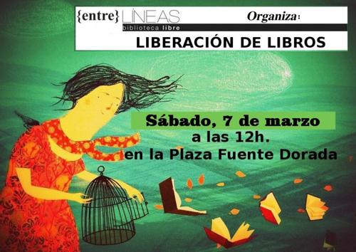 liberación de libros