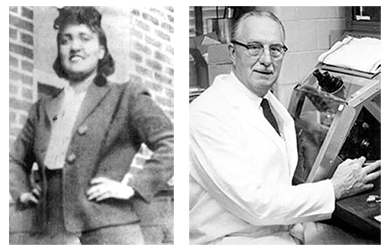 Henrietta Lacks y el doctor...