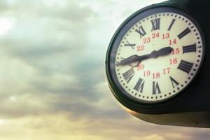 La aritmética modular se conoce en ocasiones como aritmética del reloj. /  Juanedc. Flickr