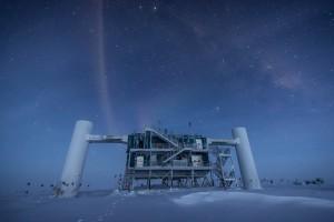 Detector antártico de neutrinos