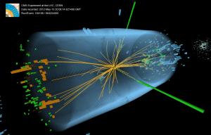 Imagen del experimento CMS/CERN.