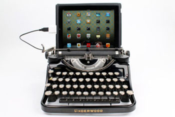 USB Typewriter.