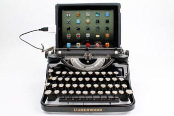 USB Typewriter.