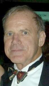 Kary Mullis, inventor de la PCR y premio Nobel de Química en 1993. Imagen de Dona Mapston / Wikipedia.