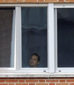 Javier Limón con la ventana entreabierta. (GTRES)
