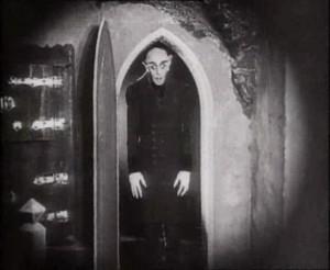 Un fotograma de la película 'Nosferatu, eine Symphonie des Grauens', de F. W. Murnau (1922). Imagen de Film Arts Guild.