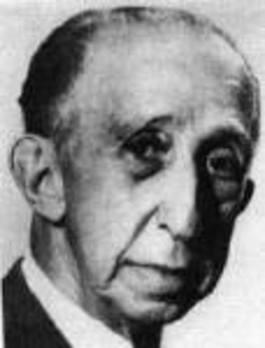 Ángel Cabrera Latorre (1879-1960). Imagen de Universidad Nacional de La Plata / CC.