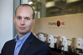 Bas Lansdorp, cofundador y CEO de Mars One. Imagen de Joe Arrigo / Wikipedia / CC.