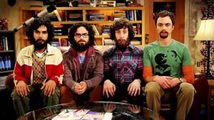 Los científicos perfectos, en la serie 'The Big Bang Theory'. Imagen de CBS.