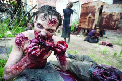 'The Walking Dead'. Imagen de AMC.