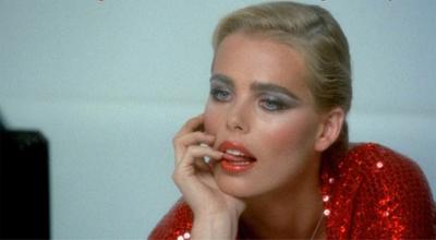 La actriz Margaux Hemingway en la película 'Lipstick' (1976). Imagen de Paramount Pictures.