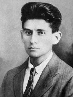 Franz Kafka en 1917, dos años después de la publicación de 'La metamorfosis'.