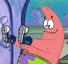 Patricio Estrella. Imagen de Nickelodeon.