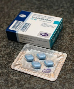 Viagra. Imagen de SElefant / Wikipedia.