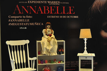 Annabelle Sitges