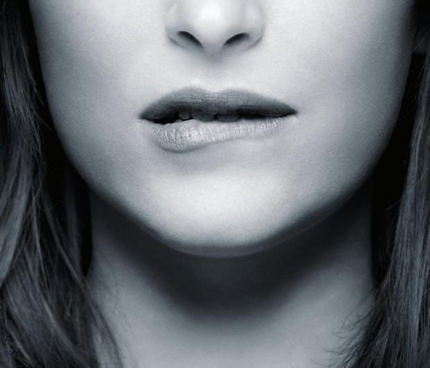 Cincuenta sombras de Grey poster 2014