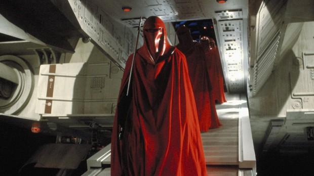 El retorno del Jedi - Guardia Imperial
