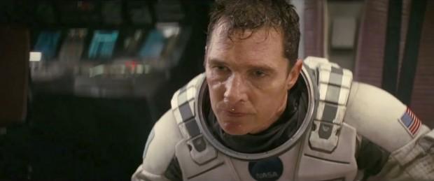 Interstellar Matthew McConaughe