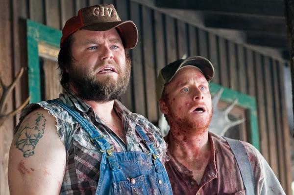 Tucker y Dale contra el Mal