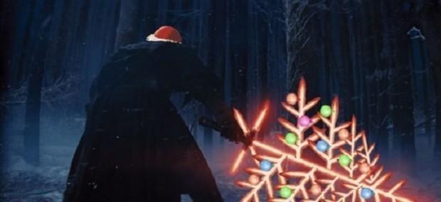 Star Wars Navidad