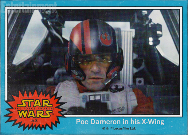 Star Wars Poe-Dameron