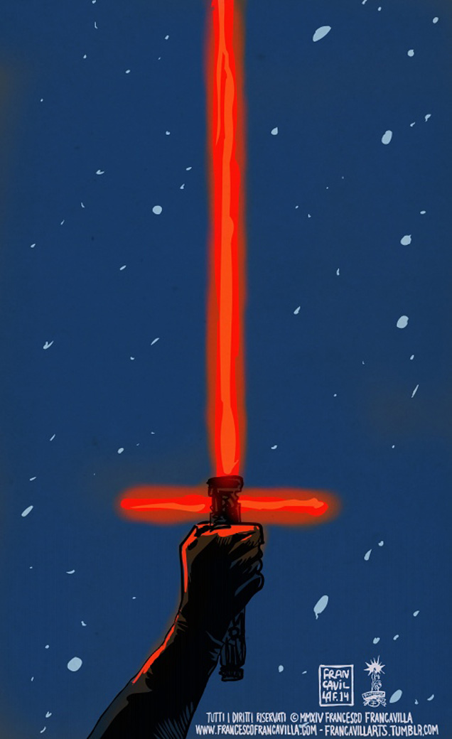 Star Wars VII fan poster 2