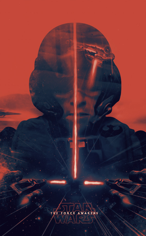 Star Wars VII fan poster 6