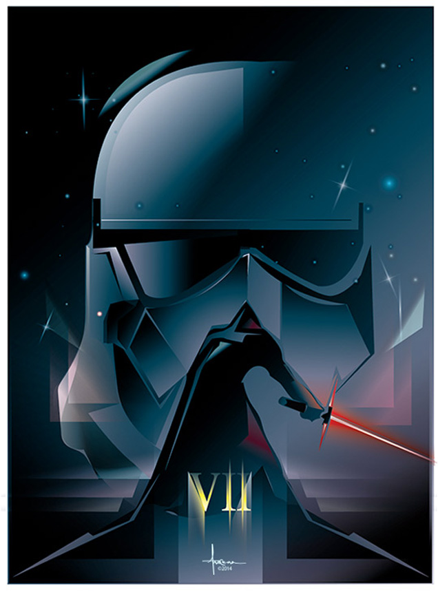 Star Wars VII fan poster 7