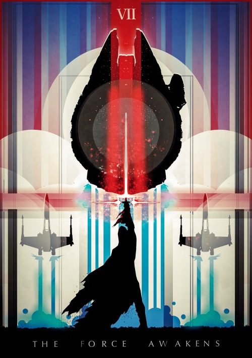 Star Wars VII fan poster 8