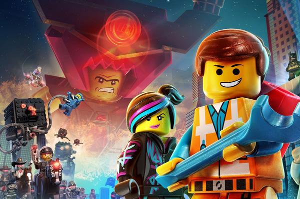 La Lego pelicula 2014