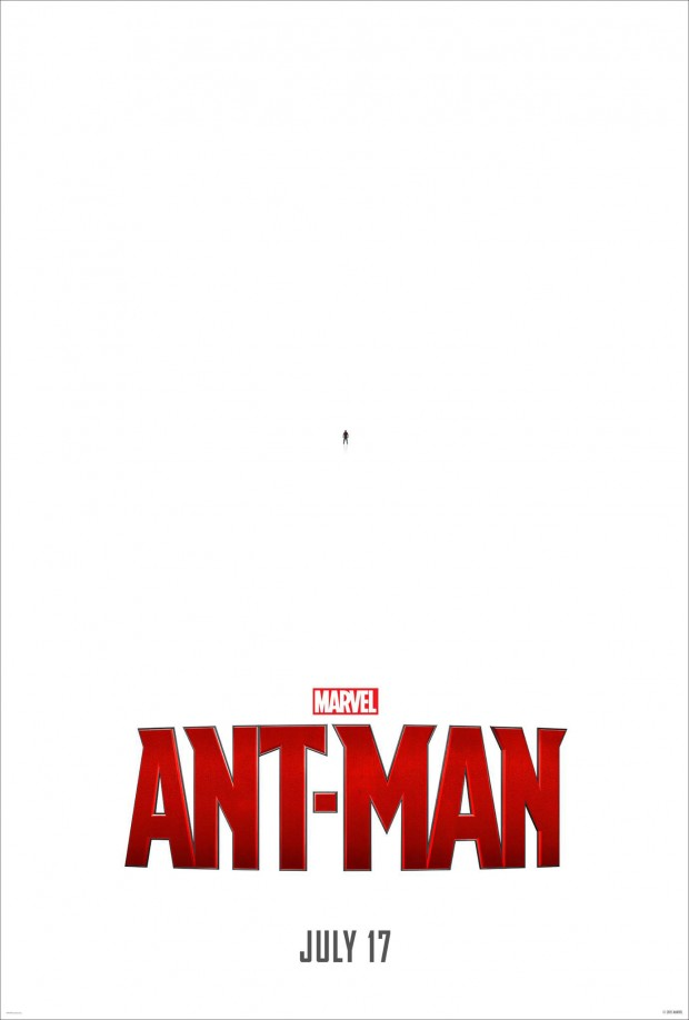 Ant-Man poster 2015