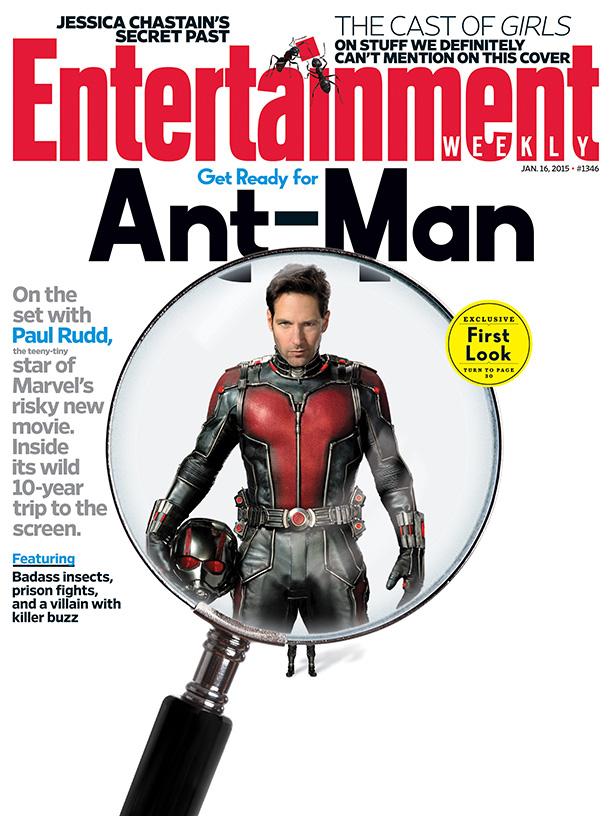 Ant.-Man portada EW