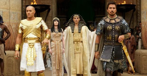 Exodus Dioses y reyes