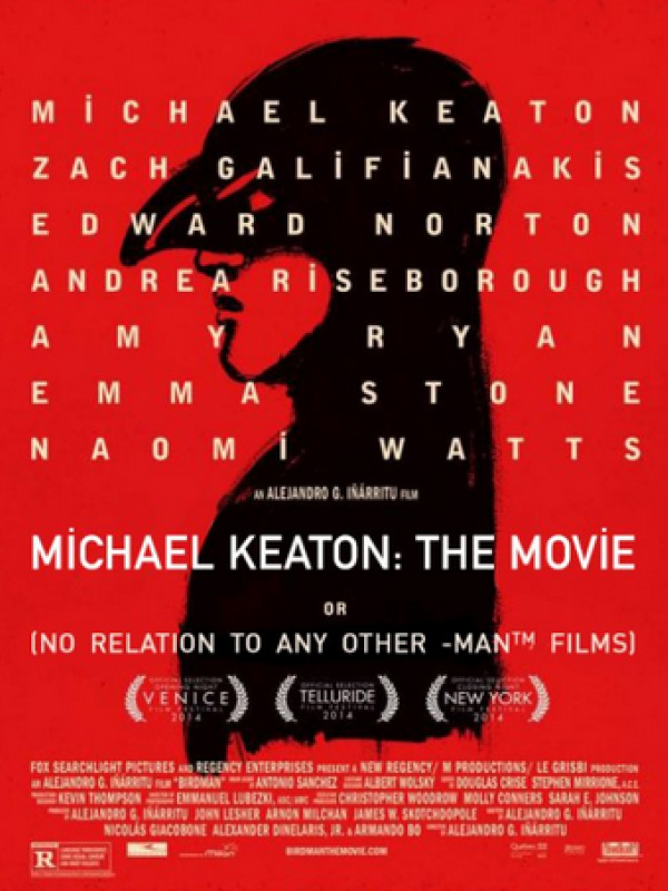 Birdman poster honesto