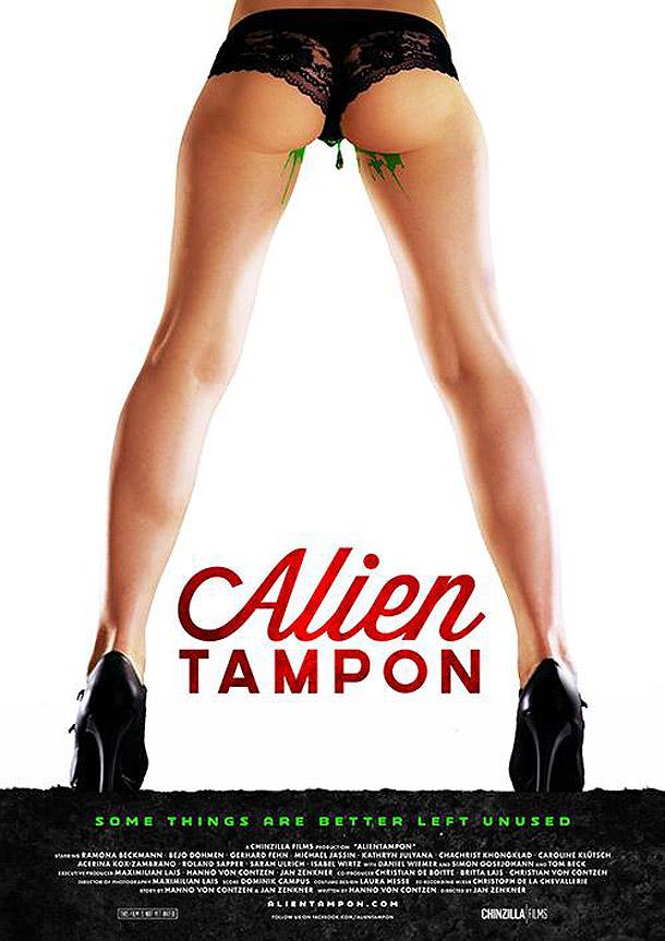 Alien Tampon poster 2