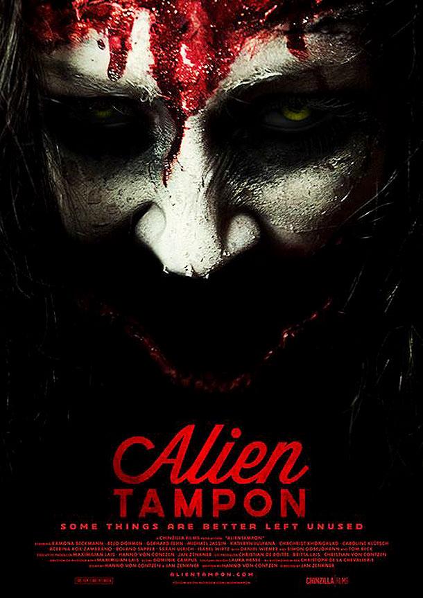 Alien Tampon poster 3
