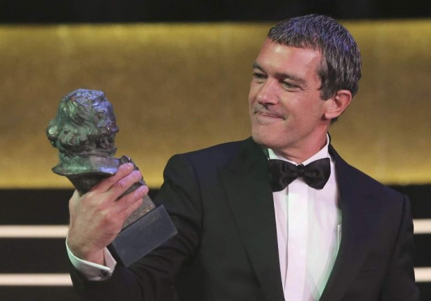 Antonio Banderas Goya de Honor