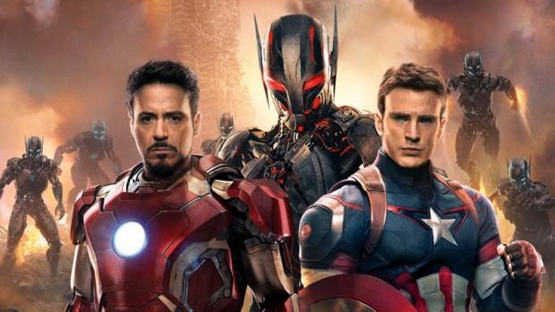 Los vengadores. La era de Ultron - Poster