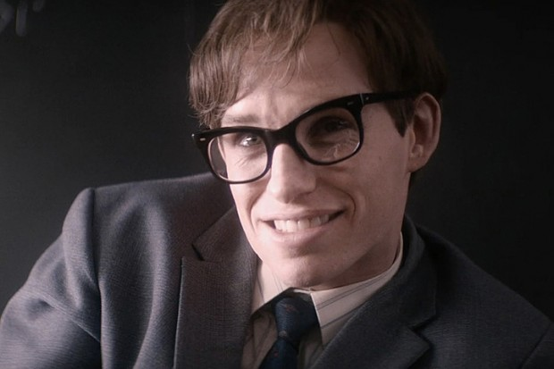 Eddie Redmayne - Stephen Hawkings