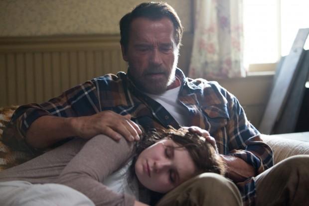 Maggie - Schwarzenegger - Abigail Breslin
