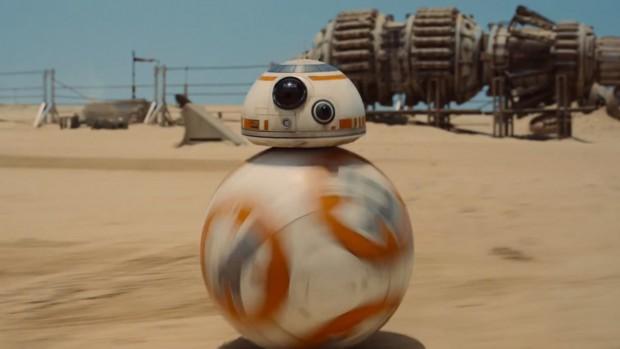Star Wars VII BB-8