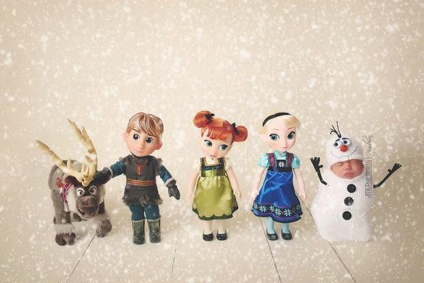 Baby Olaf Frozen