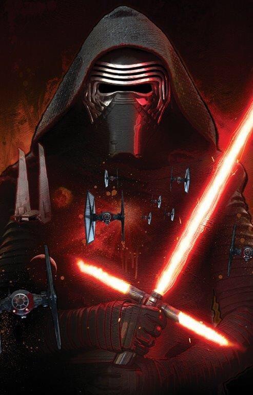 Kylo Ren - Star Wars 2