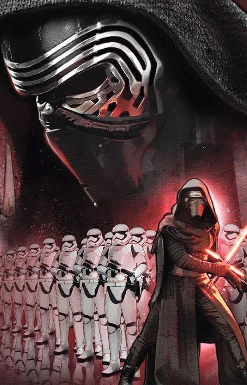 Kylo Ren - Star Wars 4