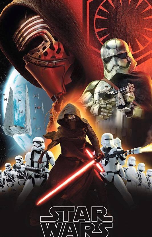 Kylo Ren - Star Wars 3
