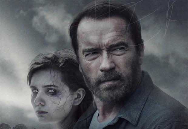 Maggie Schwarzenegger película poster