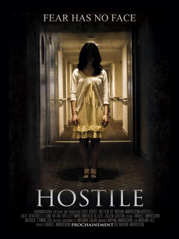 Hostile poster