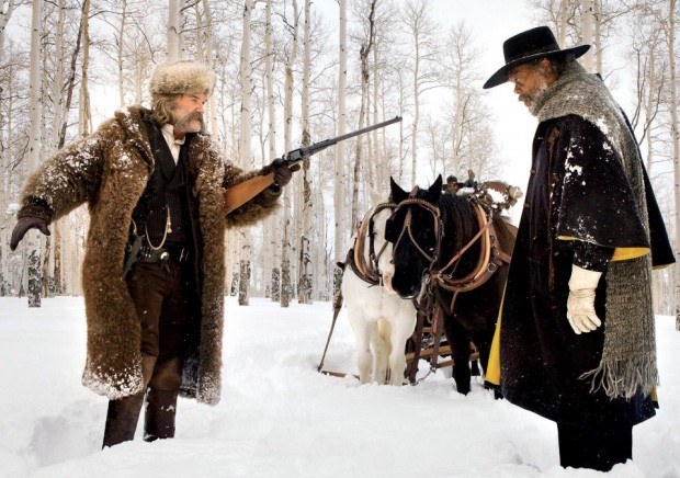 The Hateful Eight Quentin Tarantino 2