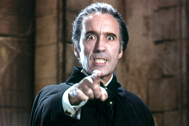 Dracula Prince of Darkness - Christopher Lee