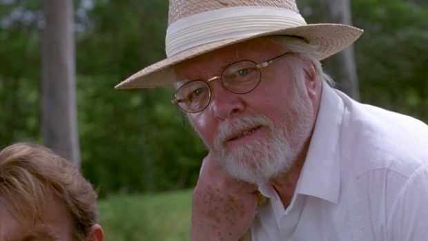Richard Attenborough - Jurassic Park